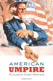 Cover art for AMERICAN UMPIRE