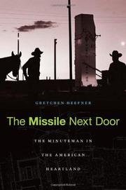 Cover art for THE MISSILE NEXT DOOR