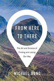 FROM HERE TO THERE by Michael Bond