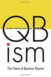 QBISM by Hans Christian von Baeyer