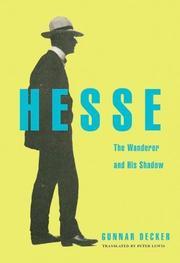 HESSE by Gunnar Decker