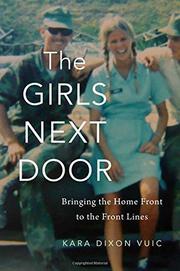 THE GIRLS NEXT DOOR by Kara Dixon Vuic