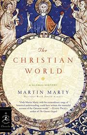 Cover art for THE CHRISTIAN WORLD