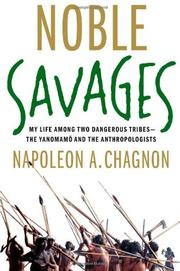 Cover art for NOBLE SAVAGES