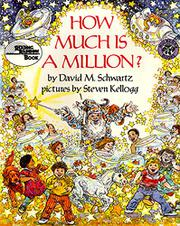 Book Cover for HOW MUCH IS A MILLION?
