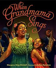 Book Cover for WHEN GRANDMAMA SINGS