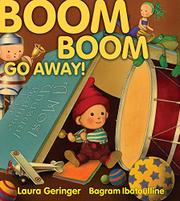 Cover art for BOOM BOOM GO AWAY!