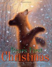 Book Cover for BEAR'S FIRST CHRISTMAS