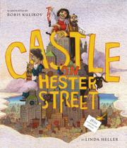 Cover art for THE CASTLE ON HESTER STREET