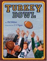 TURKEY BOWL by Phil Bildner