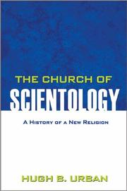 THE CHURCH OF SCIENTOLOGY by Hugh B. Urban