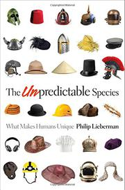 Book Cover for THE UNPREDICTABLE SPECIES