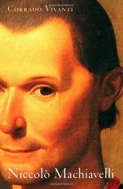 NICCOLÒ MACHIAVELLI by Corrado Vivanti
