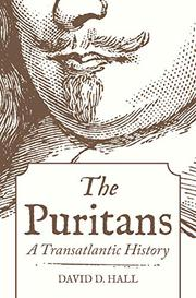 THE PURITANS by David D. Hall