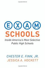 Book Cover for EXAM SCHOOLS