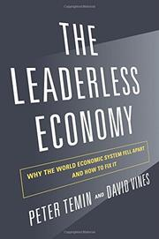 Book Cover for THE LEADERLESS ECONOMY