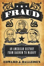 FRAUD by Edward J. Balleisen