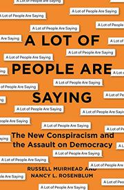 A LOT OF PEOPLE ARE SAYING by Nancy L. Rosenblum