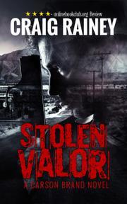 STOLEN VALOR Cover