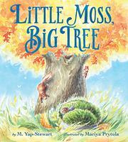 LITTLE MOSS, BIG TREE by M. Yap-Stewart