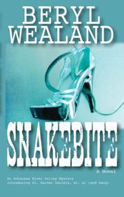 SNAKEBITE by Beryl Wealand