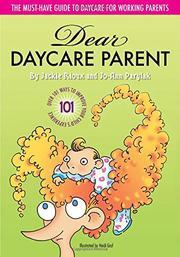 Dear Daycare Parent by Jackie Rioux