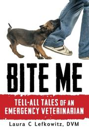 Bite Me by Laura Lefkowitz
