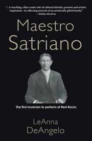 Maestro Satriano by LeAnna DeAngelo