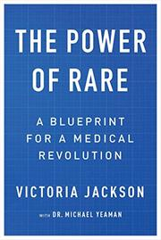 THE POWER OF RARE by Victoria Jackson