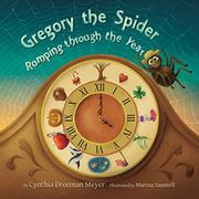 GREGORY THE SPIDER by Cynthia Dreeman  Meyer