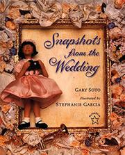 Book Cover for SNAPSHOTS FROM THE WEDDING