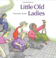 Cover art for LITTLE OLD LADIES