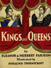 Book Cover for KINGS AND QUEENS