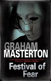Cover art for FESTIVAL OF FEAR