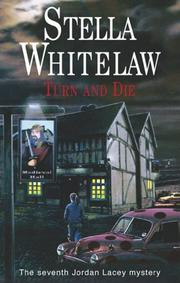Book Cover for TURN AND DIE