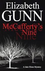 MCCAFFERTY'S NINE by Elizabeth Gunn