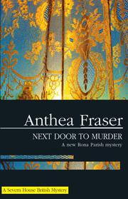 NEXT DOOR TO MURDER by Anthea Fraser
