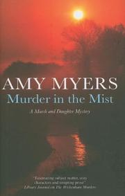 MURDER IN THE MIST by Amy Myers