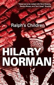 Cover art for RALPH'S CHILDREN
