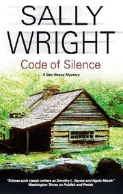 CODE OF SILENCE by Sally Wright