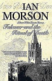 FALCONER AND THE RITUAL OF DEATH by Ian Morson
