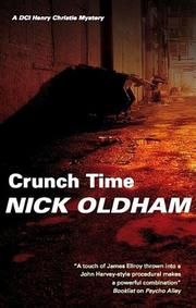 CRUNCH TIME by Nick Oldham