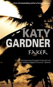 FAKER by Katy Gardner