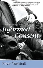 INFORMED CONSENT by Peter Turnbull