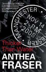THICKER THAN WATER by Anthea Fraser