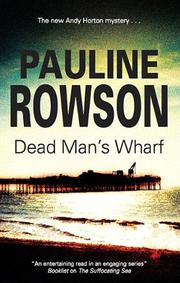 Book Cover for DEAD MAN'S WHARF