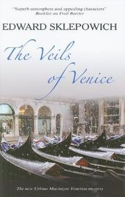THE VEILS OF VENICE by Edward Sklepowich