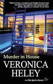 Cover art for MURDER IN HOUSE