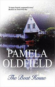 THE BOAT HOUSE by Pamela Oldfield