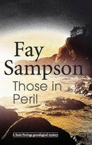 THOSE IN PERIL by Fay Sampson